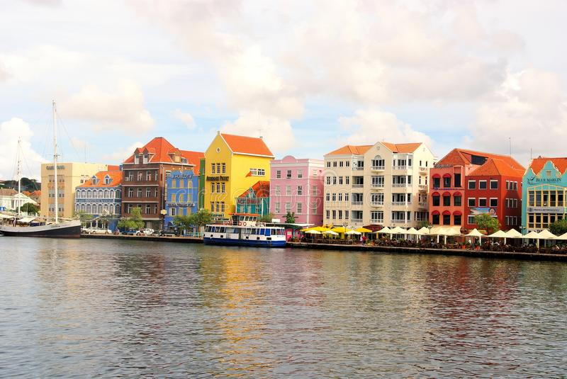 Willemstad, Curacao fotografia royalty free
