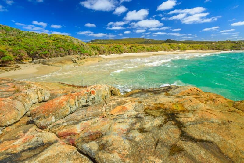 William Bay National Park arkivfoto