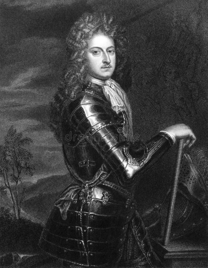 William Cavendish, 1st Hertog van Devonshire royalty-vrije stock foto