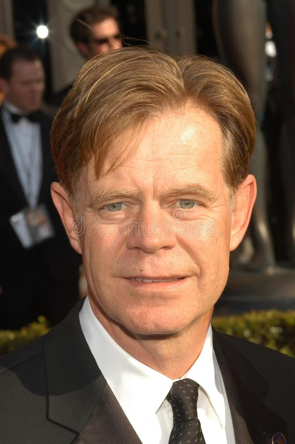 William H. Macy, William H Macy. William H. Macy at the 9th Annual Screen Actors Guild Awards arrivals, Shrine Auditorium, Los Angeles, CA 03-09-03 royalty free stock photography