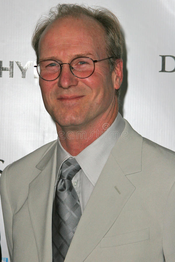 William Hurt stockbild