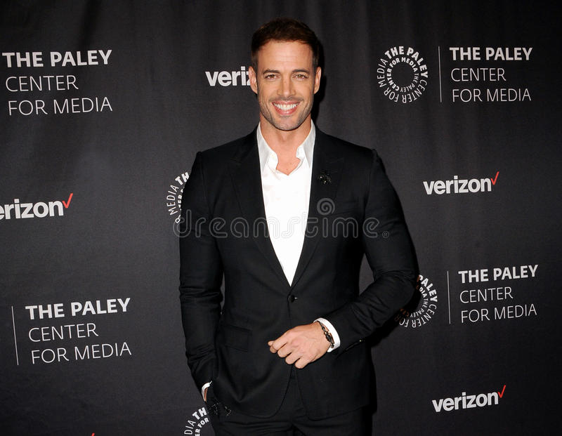 William Levy. At the Paley Center for Media's Hollywood Tribute to Hispanic Achievements in Television held at the Four Seasons Hotel in Beverly Hill, USA on royalty free stock image