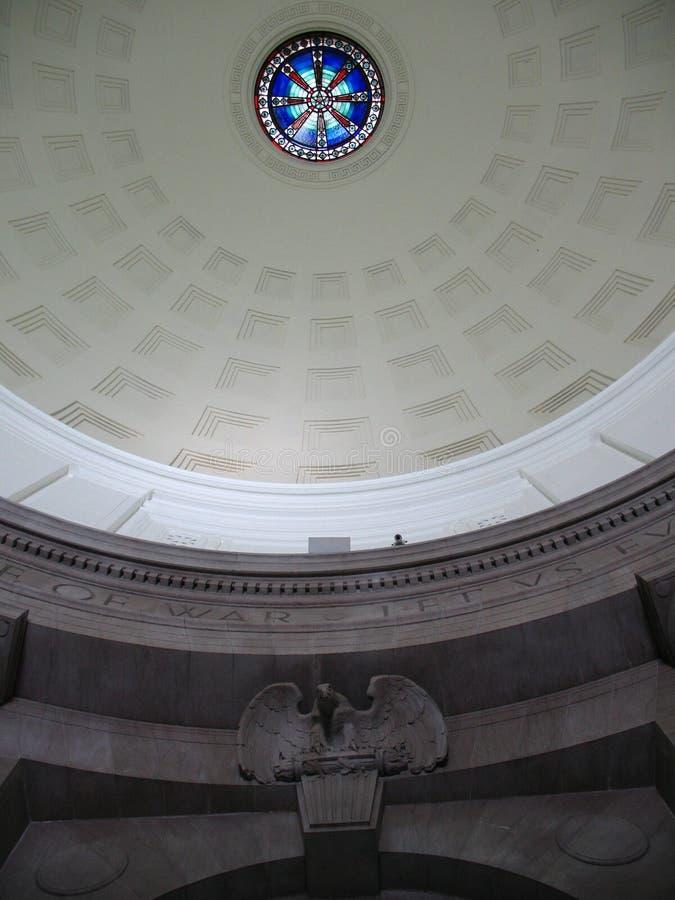 William McKinley Monument royalty free stock photo