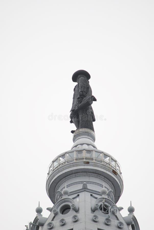 William Penn στοκ εικόνα