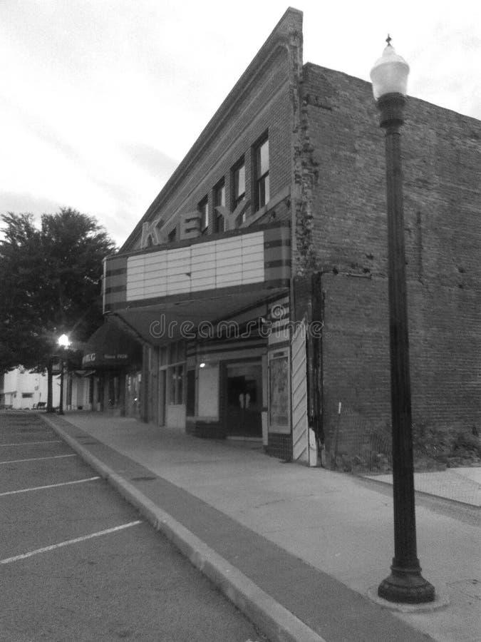 William S Nyckel- teater royaltyfri bild