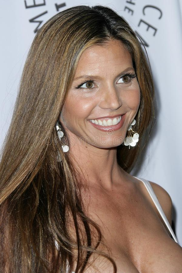 William S Paley, William S. Paley, WILLIAMS, Buffie, Charisma Carpenter, assassino imagem de stock