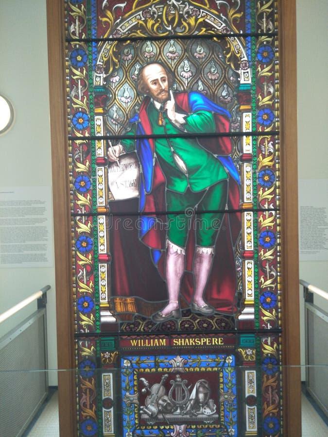 William Shakespeare lizenzfreie stockfotos