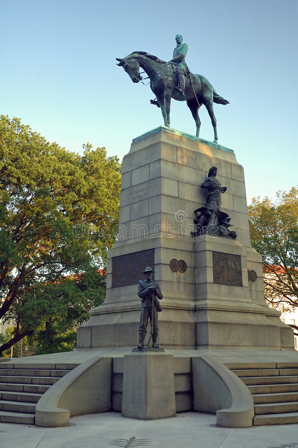 Download William Sherman statue stock photo. Image of american - 8241170