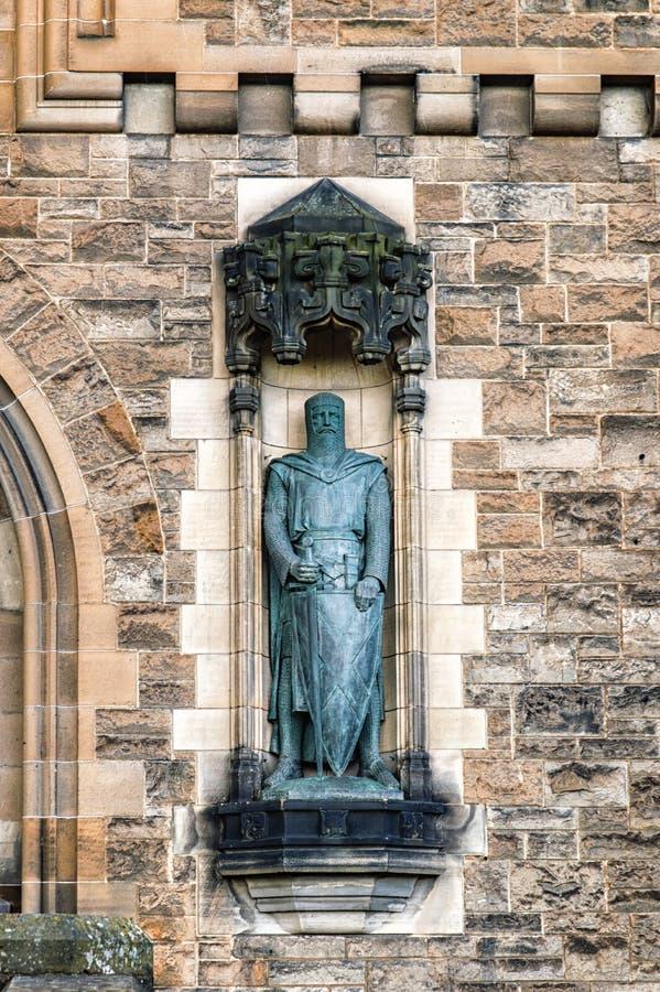 William Wallace στοκ φωτογραφίες