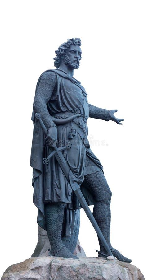 William Wallace - Braveheart Αμπερντήν, Σκωτία στοκ φωτογραφίες με δικαίωμα ελεύθερης χρήσης