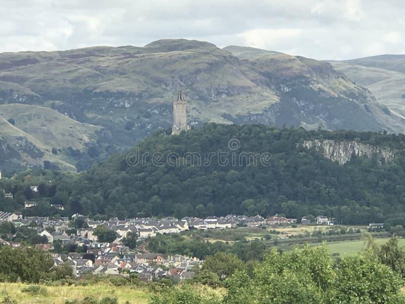 William Wallace de Sterling Castle fotografia de stock royalty free