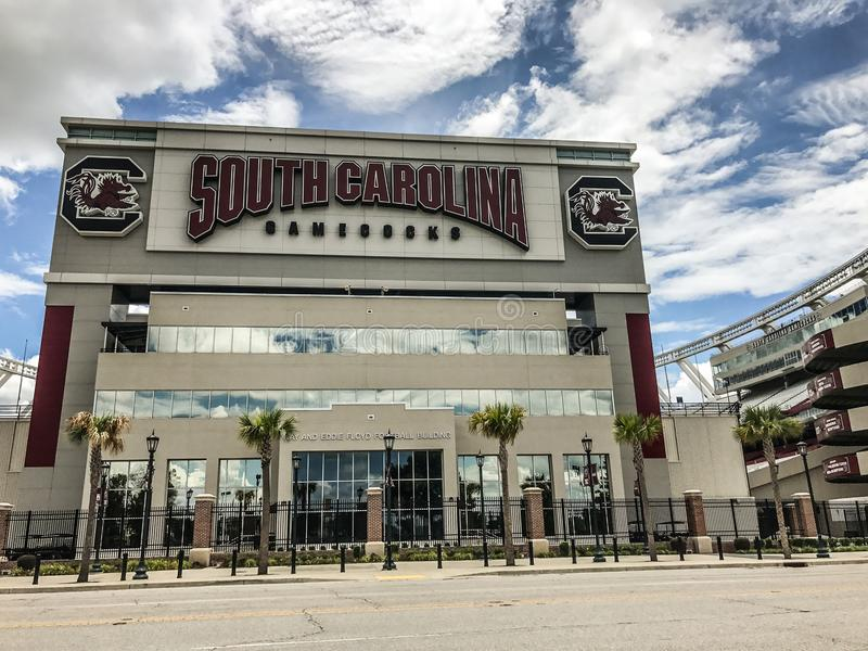 Williams Brice Stadium Stock Images - Download 56 Royalty ...