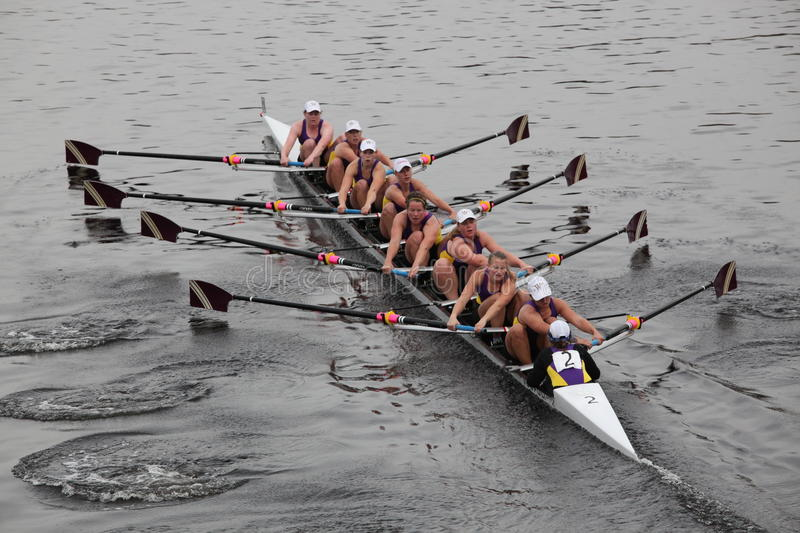 The Williams College Boat Club Editorial Photography