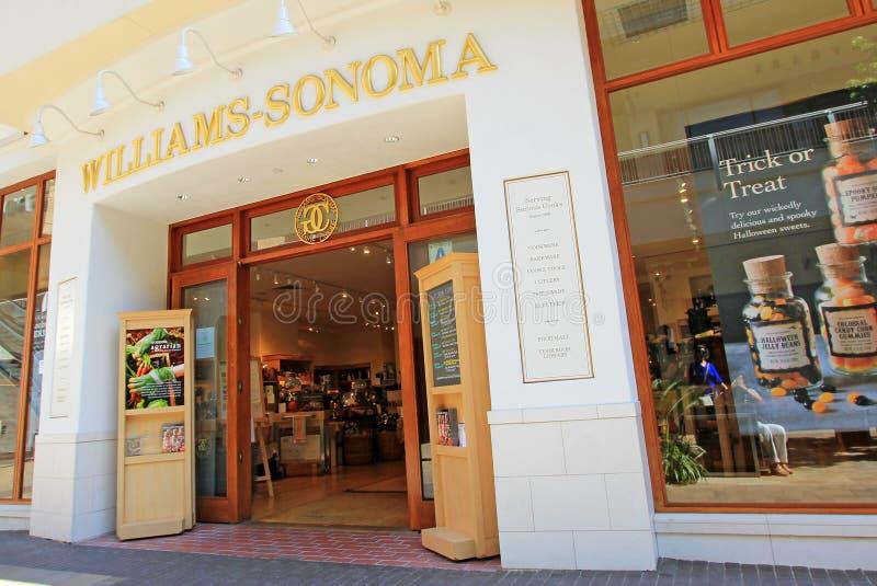 Williams-Sonoma Store Front