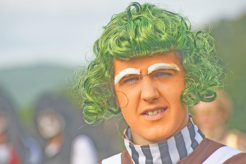 Download Willie Wonker  Look-a-like. Editorial Photography - Image of funds, scotland: 20912127