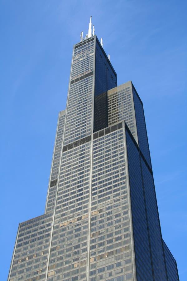 willis chicago Сеарс Тошер стоковое фото rf