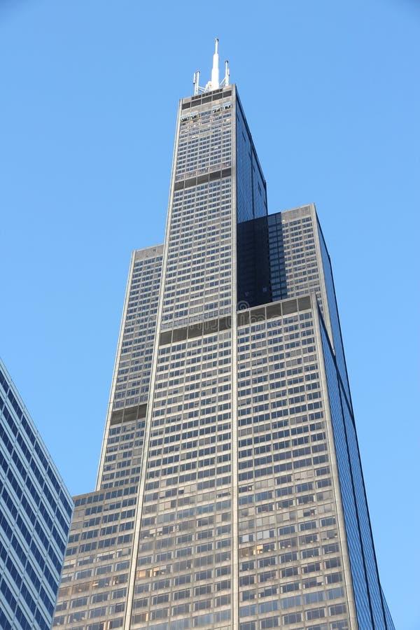 Willis Tower imagenes de archivo