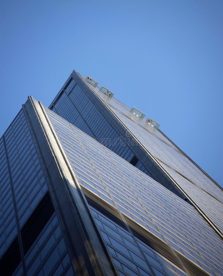 Willis Tower Skydeck Chicago arkivbild
