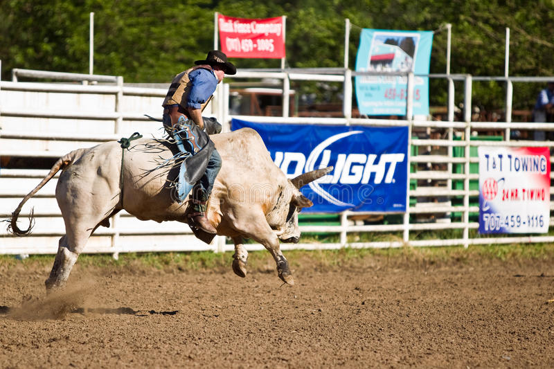 Download Willits Frontier Days Rodeo Editorial Stock Photo - Image: 20236823