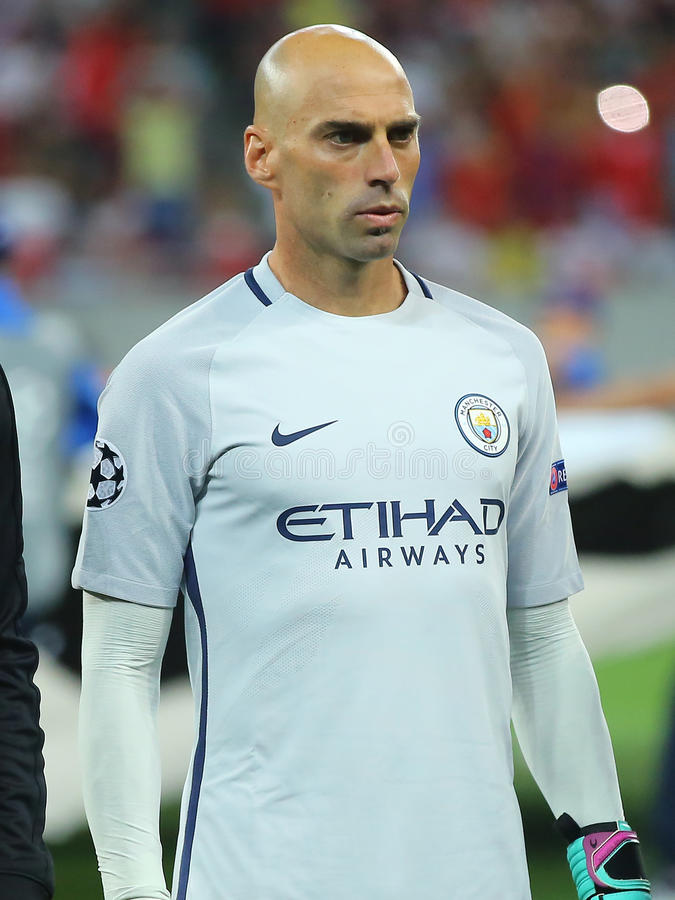 Willy Caballero arkivfoton