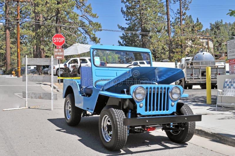 Willys Jeep fotografía de archivo