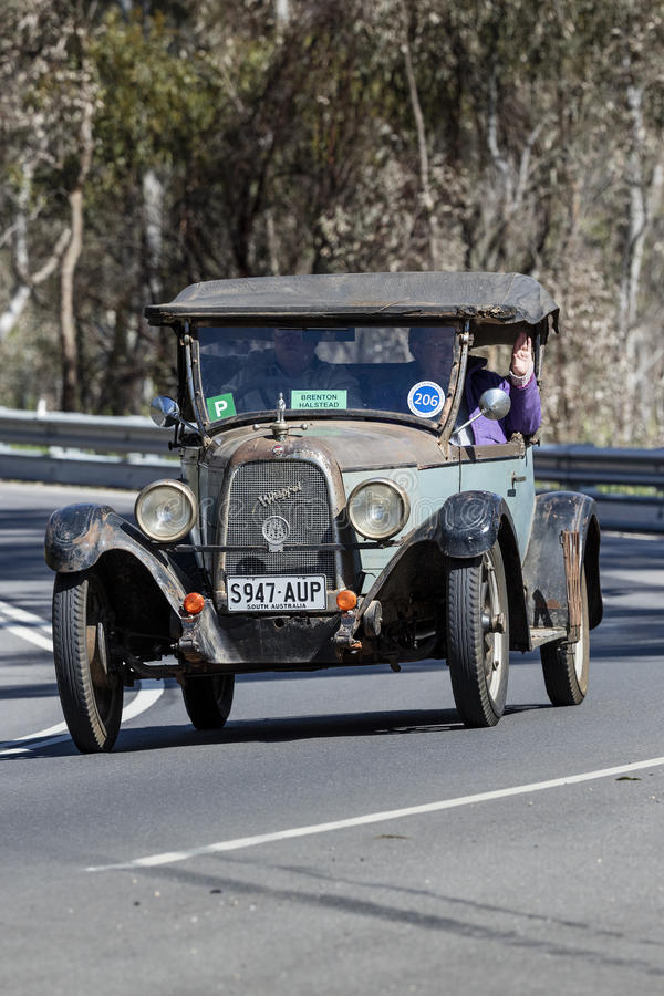 1926 Willys 96 lekarek Lądowa terenówka zdjęcia stock