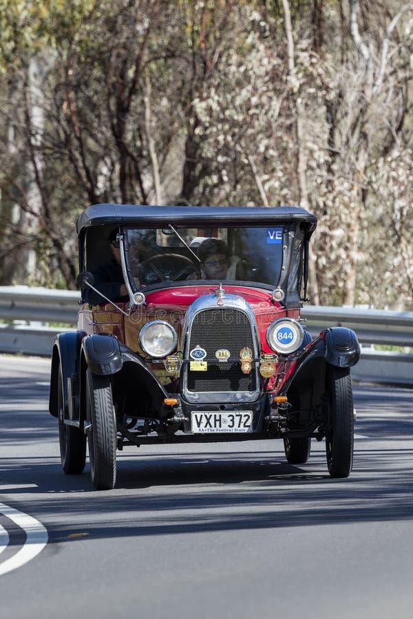 1927 Willys Whippet 96 terenówka zdjęcie stock