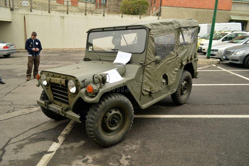 Willysmb Jeep royalty-vrije stock fotografie