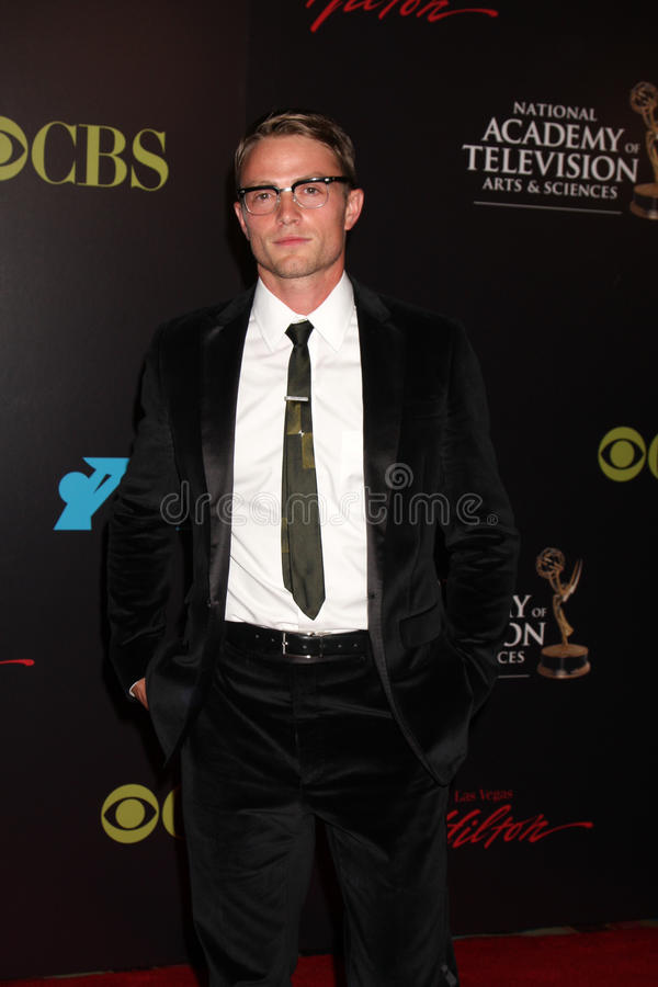 Download Wilson Bethel Arrives At The 2010 Daytime Emmy Awards Editorial Photography - Image of arrives, wilson: 19754382