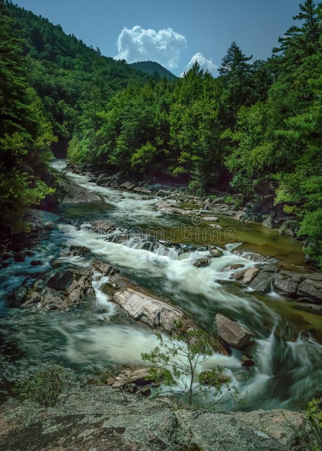 Wilson Creek image libre de droits