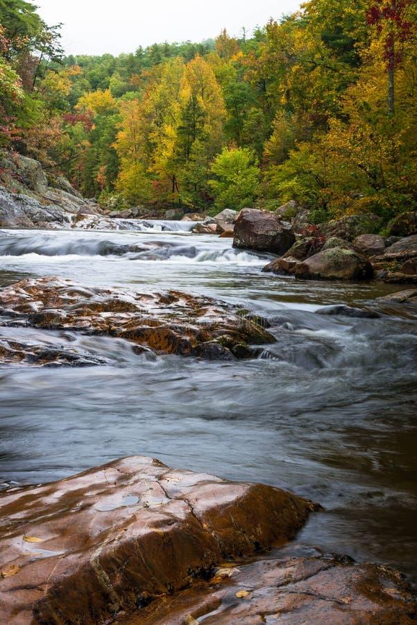 Free Wilson Creek Autumn 5 Stock Photos - 45890053