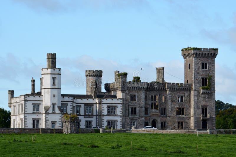 Wilton Castle royalty-vrije stock foto's
