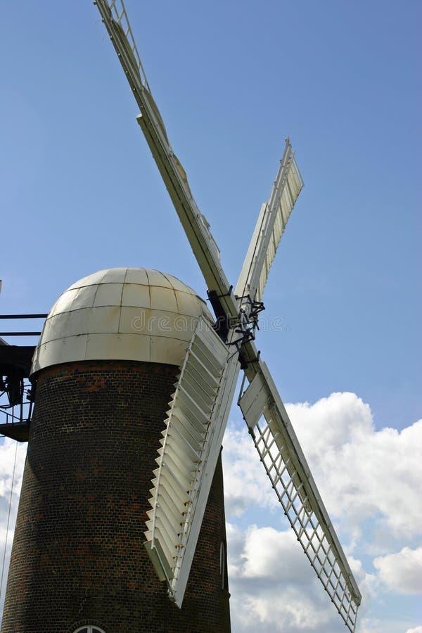 Wilton Windmill royalty free stock photo