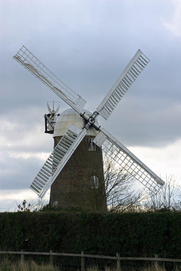 Wilton Windmill royalty free stock image