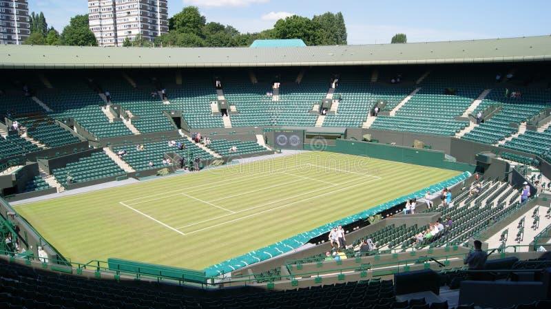 Wimbledon imagen de archivo libre de regalías
