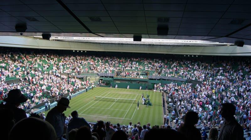 Wimbledon immagine stock libera da diritti