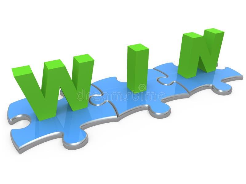 Download Win stock illustration. Illustration of illustration, icon - 5612912