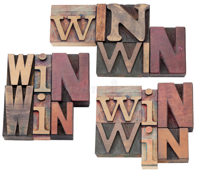Download Win-win Strategy Or Compromise Stock Photography - Image: 22401692
