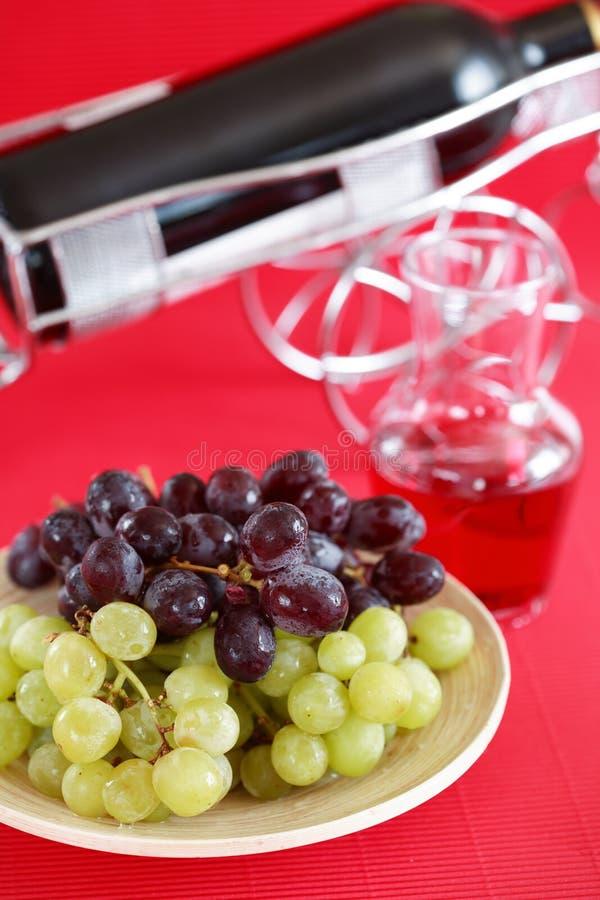 wina winogrona obraz royalty free