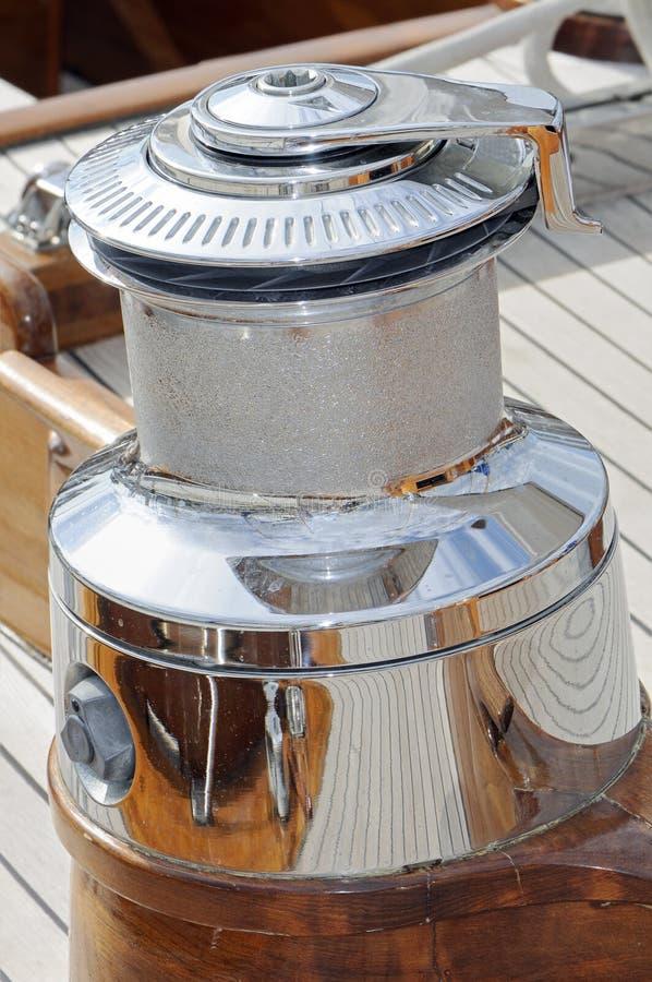 Download Winch stock image. Image of maritime, navigation, plating - 7177287