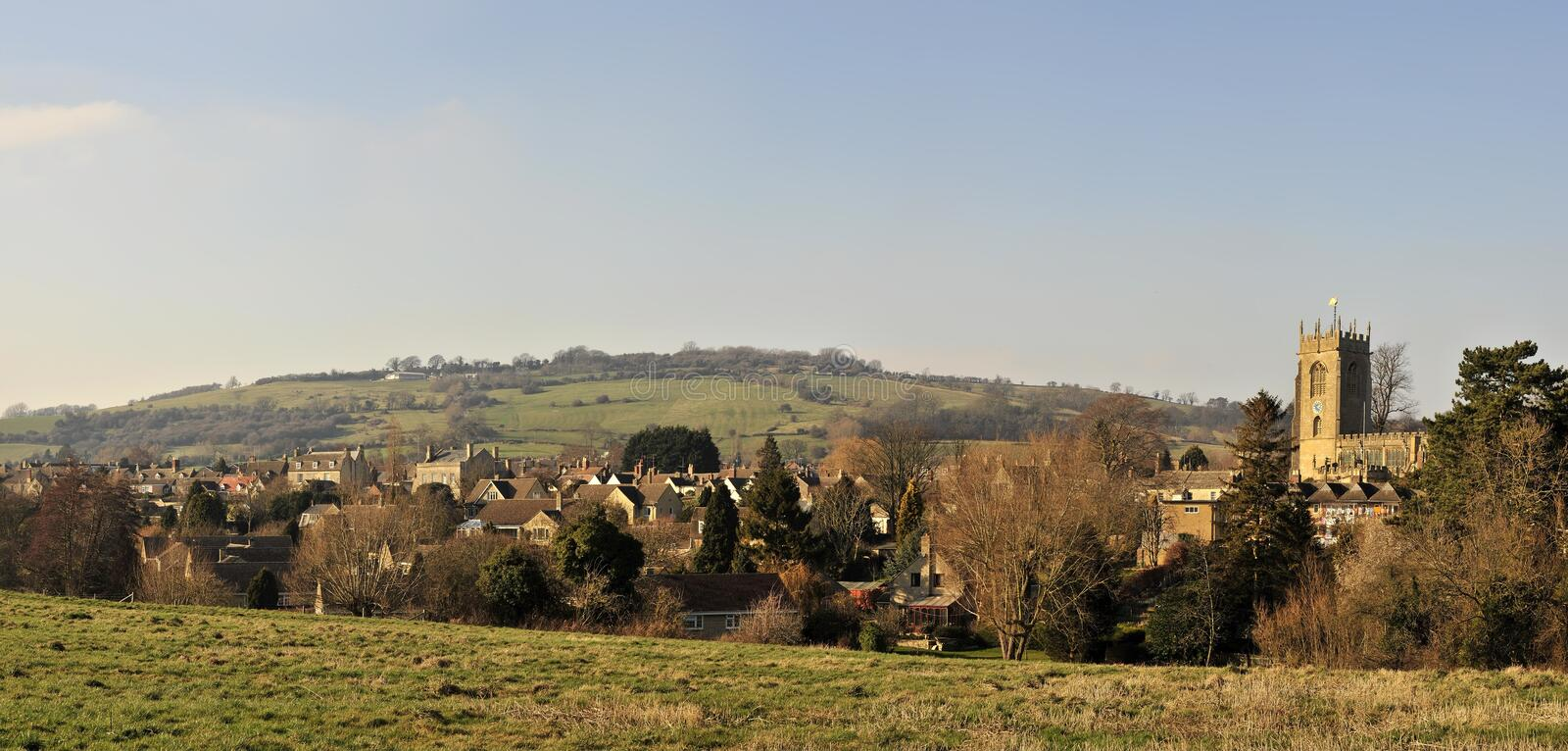 Download Winchcombe stock image. Image of village, panorama, winchcombe - 4330027