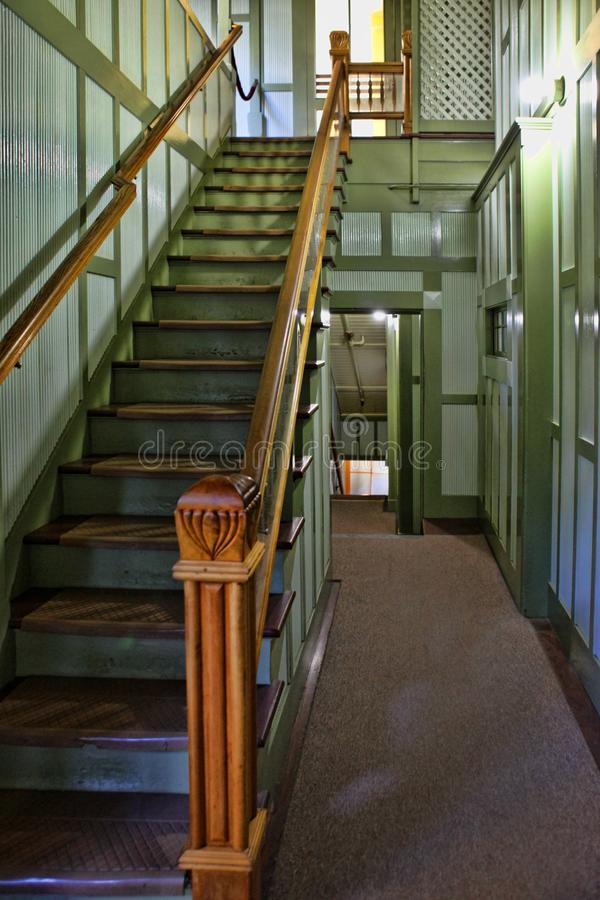 The Winchester Mystery House royalty free stock photos