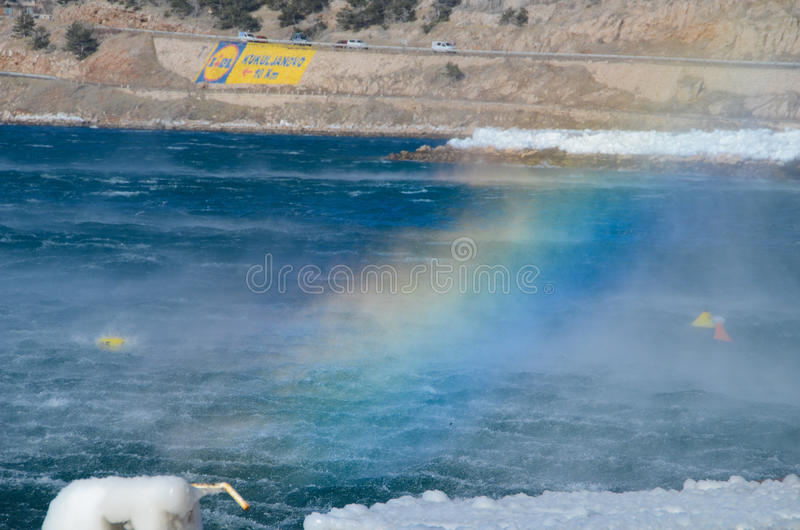 Download Wind bora editorial image. Image of blow, storm, strong - 23204720