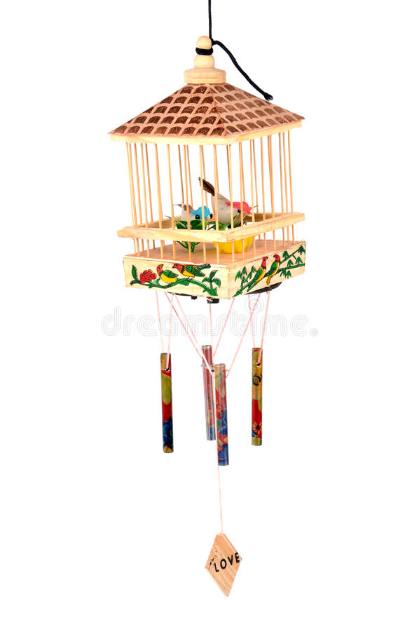 Download Wind Chime Royalty Free Stock Photo - Image: 10977595