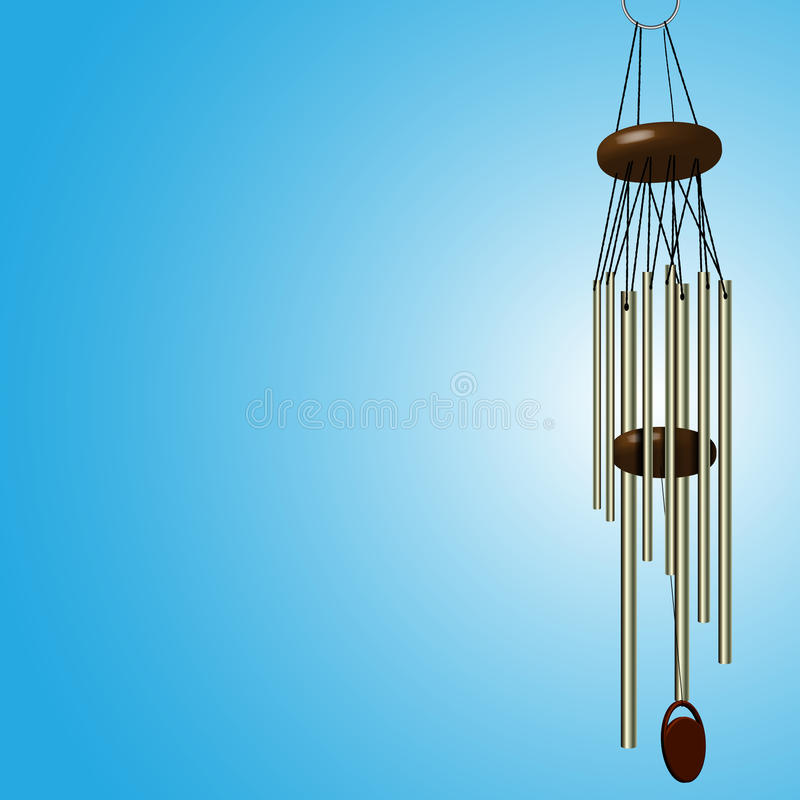 Download Wind Chime Royalty Free Stock Image - Image: 24621316