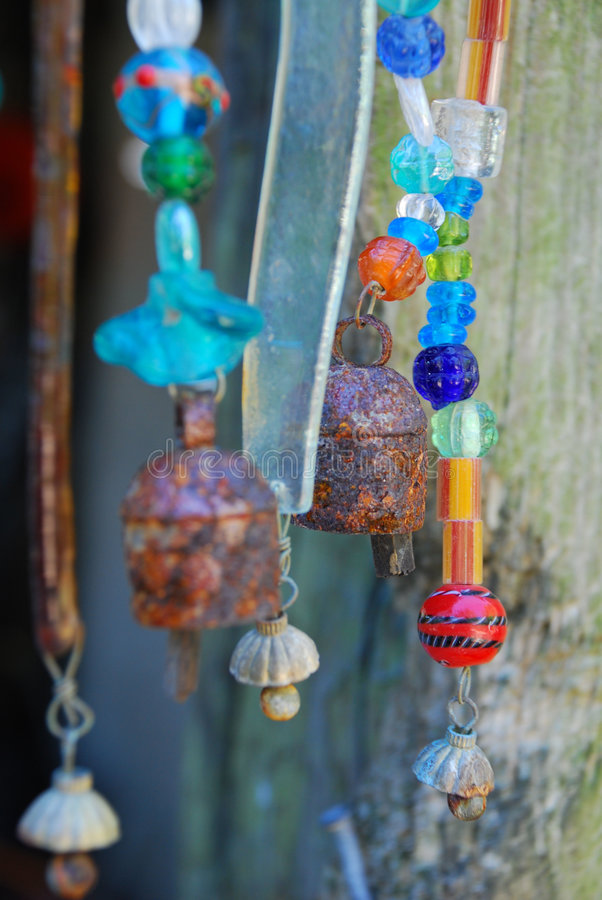 Download Wind Chime Stock Image - Image: 9103421