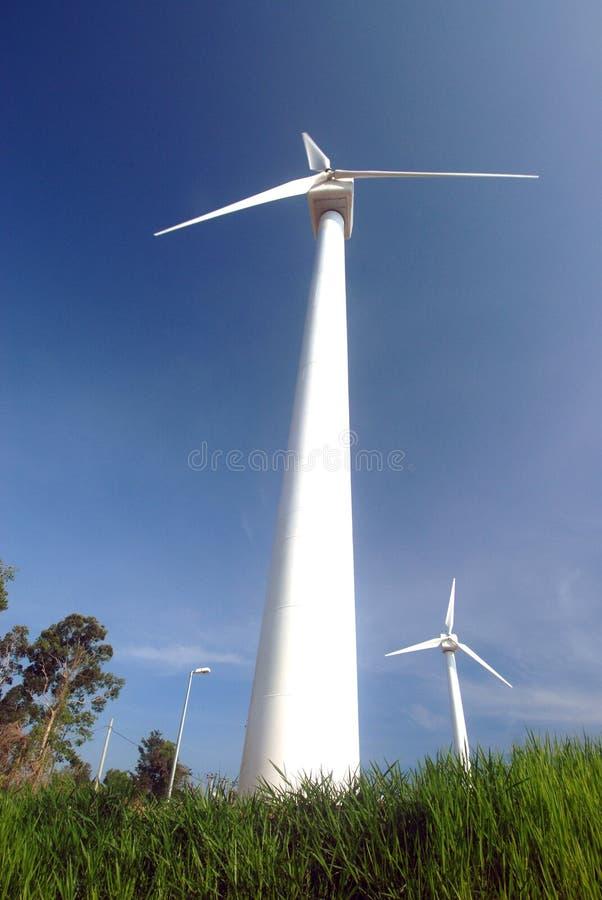 Wind-Energie stockbild