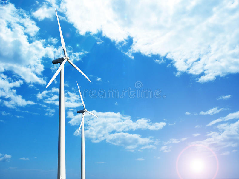Download Wind Energy Royalty Free Stock Photo - Image: 12189675
