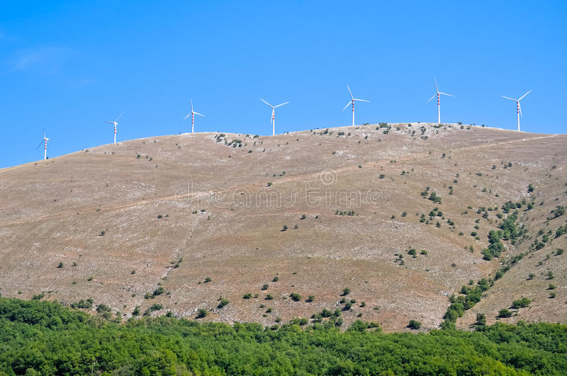 Download Wind Energy stock photo. Image of farm, landscape, central - 26591054