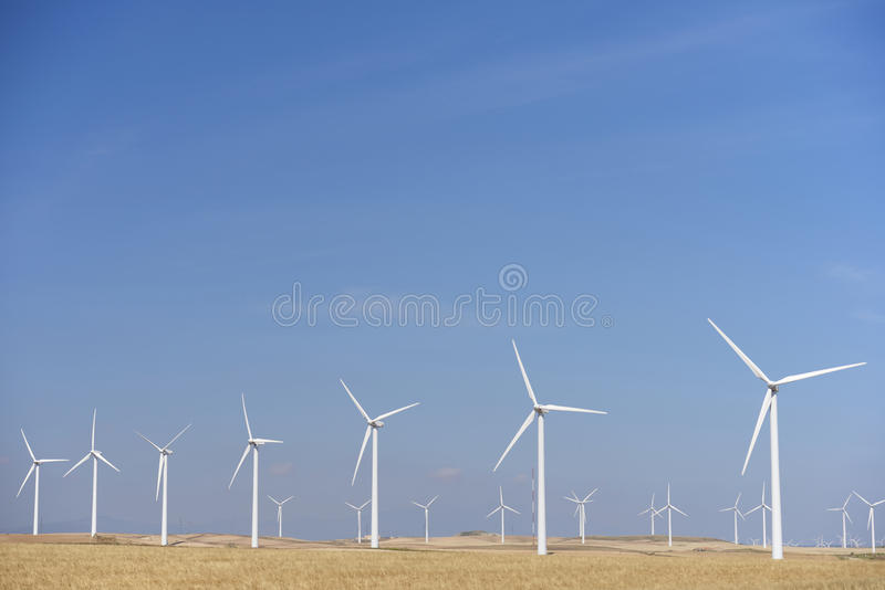 Download Wind energy stock photo. Image of plant, resource, modern - 33594608